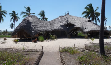 Ulala Lodge - Pemba, Mozambique